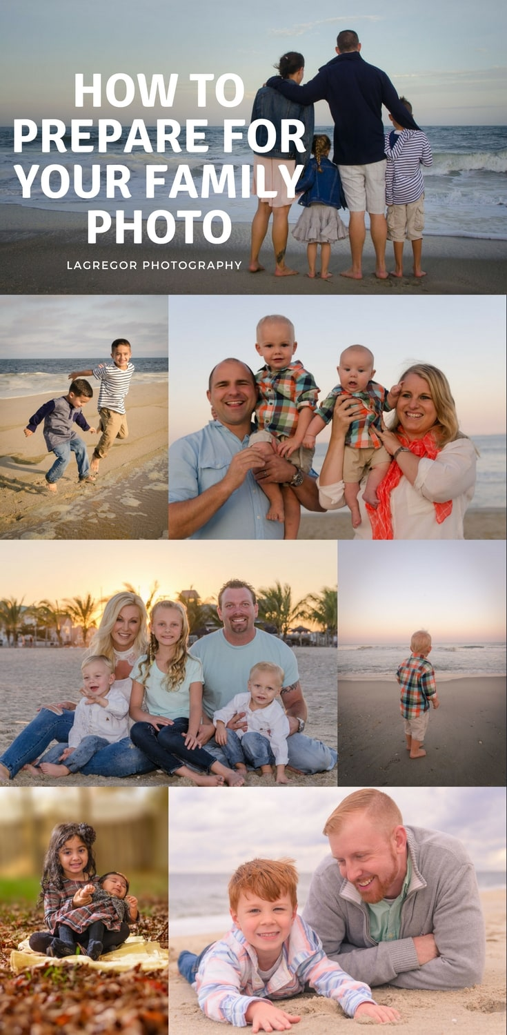 5 Ways to Prepare For Your Family Photo | Make the most of your family portrait with these simple steps. #njphotographer