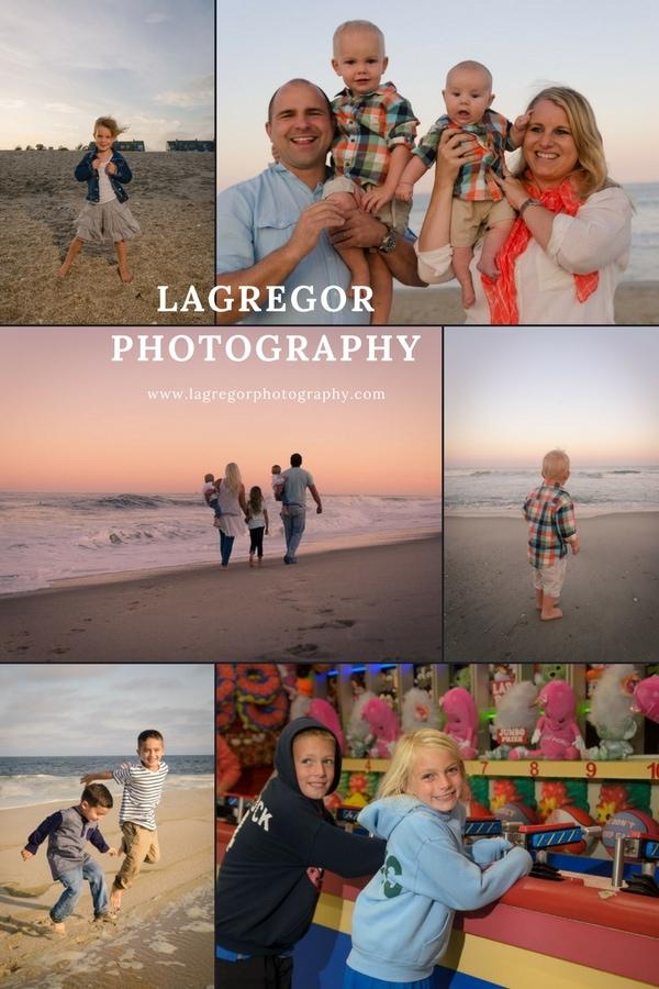 Jersey Shore Photographer | Family Beach Photos